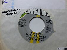 joey porrello fools rush in / Those were the good old days 6243 DRIVE