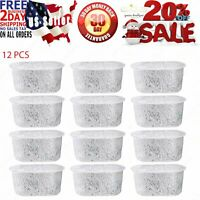 Everyday DCCF-12 Replacement Charcoal Water Filters for Cuisinart Coffee Makers,