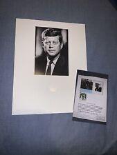 President John F. Kennedy hair strand JFK lock of hair relic