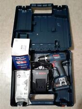 "Bosch DDB180 18V Li-Ion 3/8""  Cordless Drill/Driver -1 lithium-ion slim battery"