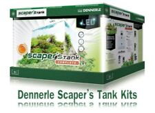 Dennerle 10 G 35L Scaper's Complete Aquarium Planted Tank Kit + Filter Light ADA