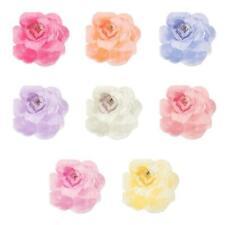 MERI MERI Spring Summer Rose Garden Party Napkins (16 Pack)