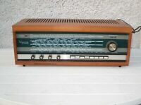 "POSTE RADIO KORTING "" STEREO 500-TYPE 26452  1966 Allemagne"