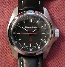 Wrist Automatic Mens Watch VOSTOK KOMANDIRSKIE Commander Military K-39 390636