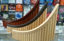 Romanian profesional PanFlute,22 pipes,solid wood, alto, NEW, choose colour