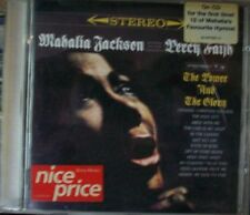 "MAHALIA JACKSON ""The power and the glory"" CD"