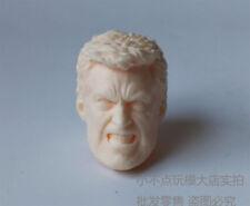 Free Ship 1/6 Head Sculpt Logan Hugh Jackman old age Wolverine 3 X-Men unpainted