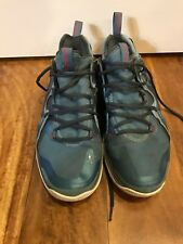 Men's Under Armor Basketball Shoes Used Size 10.5