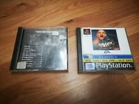 🌟WCW Mayhem and WCW Nitro - Sony PlayStation (PS1) Rare🌟