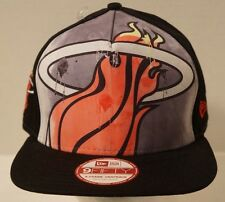 Miami Heat NBA Hardcourt Classics New Era 9Fifty Snapback Hat