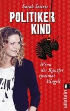 Politikerkind von Sarah Seiters (2014, Taschenbuch)