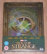 Dr Strange 3D (includes 2D) - Steelbook - blu-ray. New and sealed. UK release