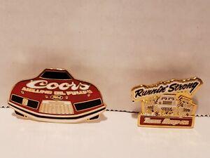 Lot of 4 Racing Parts Logos NHRA hat pin
