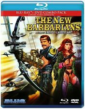 The New Barbarians - 2 Disc Blu-Ray - Collector's Edition  - Enzo G Castellari