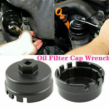 64MM 14 Flute Oil Filter Cap Wrench Tool For Toyota Lexus Scion 2.5L-5.7 Engine
