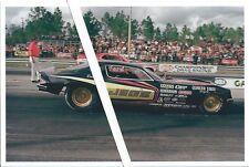 1970s Drag Racing- JEG'S 1974 Hemi Powered Camaro Funny Car-Dale Emery