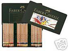 Faber Castell PITT Pastel Lápices 60 color estaño.