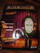 Spirit Beer Bottle Costume