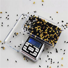 Auto  500g x 0.1g Digital Scale Jewelry Gold Herb Balance Weight Gram LCD *