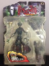 Palisades 2000 The House Of The Dead Serie 1 Ken Action Figure New Sealed