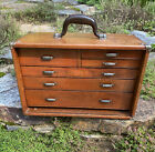 VINTAGE+UNION+6+DRAWER+MACHINIST+TOOL+CHEST
