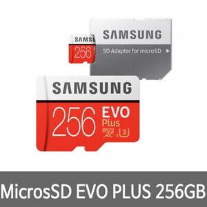 256GB Micro SD card Memory Card Samsung Pro Evo Plus Class10 +Free 2 Day Postage
