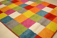Boys & Girls Checked Rugs