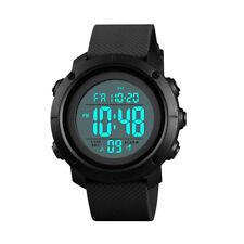 Nuevo Reloj Digital Hombre Analogico LED Fecha Alarma Hombres Reloj Deportivo