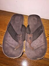 Mossimo Supply Co Sandals Beach Pool Party Casual Slides Men's Flip Flops SZ 10