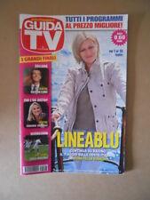 GUIDA TV n°27  2013 [G764] DONATELLA BIANCHI