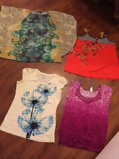 Women's Large Juniors Xl Shirt Top Blouse Lot The 21 Decree