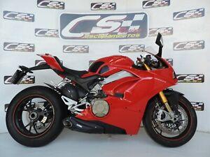 2018-21 Ducati Panigale V4 V4S CS Racing Slip-on Muffler Exhaust Video Available