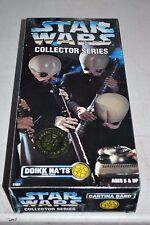 """1997 Hasbro Star Wars Collector Series 12"""" Cantina Band Member Doikk Na'ts"""