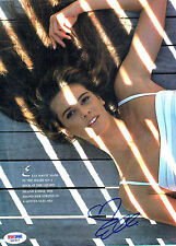 ELLE MACPHERSON Signed Magazine Page PSA/DNA #C21317 The Body,Sports Illustrated