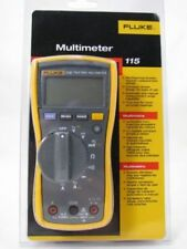 Fluke 115 Digital Multimeter    **New in Box**    MSRP $200