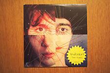 "KLAXONS ""Twin Flames"" PROMO CD - radio edit + instrumental (2 tracks)"