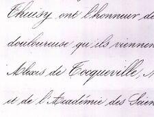 Alexis Charles Clérel De Tocqueville 1859 Democratie