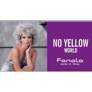 Fanola No Orange/No Yellow Care Shampoo/Mask/Mascarilla Masque/Antigiallo