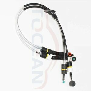 1S4Z-7E395-HA  Manual Transmission Double Shifter Cable Assembly For Ford Focus