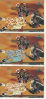 ( 3 ) Card Lot 1999 Fleer Ultra #85 Michael Jordan Chicago Bulls HOF