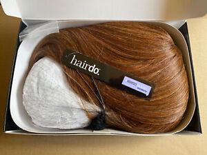 Hairdo Classic Page Styled Wig (MEDIUM RED/GINGER - GLAZED CINNAMON) - NIB!