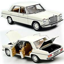 Mercedes-benz 200 Blanc Année 1968 Échelle 1 18 de NOREV