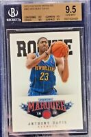 Anthony Davis 2012-13 Panini Marquee White Rookie #462 BGS 9.5 Gem Mint