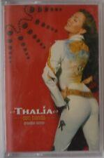 Thalia con Banda - Grandes Exitos - Cassette New! Sealed!  EMI 2001
