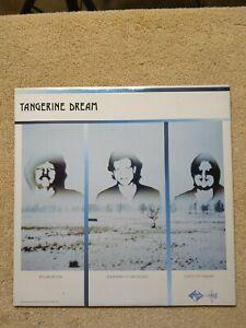 Tangerine Dream - Poland - HIP22 1984 - LP Vinyl Record