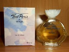Vintage Eau de toilette colonia Tout Paris de Genesse. 50 ml. NUEVA / NEW