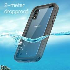 Waterproof Dust/Shock Proof Full Body Case Cover For Samsung Galaxy A01 A11 A21