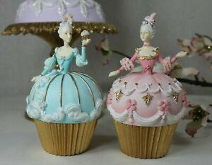 December Diamonds Cupcake Lady Patisserie Dekorative kl. Dose 16cm NEU