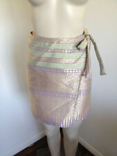 Wrap, Sarong Hand-wash Only Regular Mini Skirts for Women