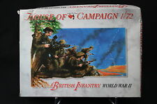 XJ105 A CALL TO ARMS 1/72 N° 52 soldat HOUSE OF CAMPAIN British Infantry WWII